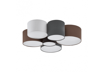 eglo-lighting-97838-pastore-6-light-flush-ceiling-fitting-with-white-black-brown-and-grey-fabric-shades-p45766-46709_image_1583398137-942f930ead9495f14e558d80287d473b.png